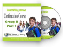Student Intensive Continuation C