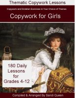Thematic Copywork Lessons