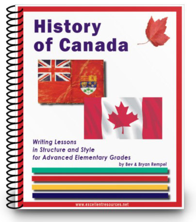 History Of Canada Book