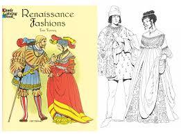 4200 Renaissance Coloring Book Images Picture HD