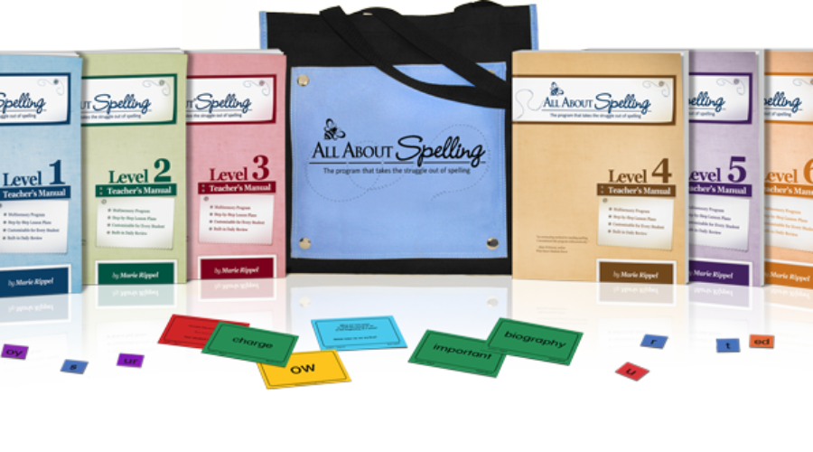 Book Review: All About Spelling
