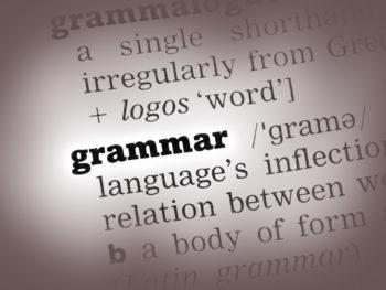 Other Grammar Resources