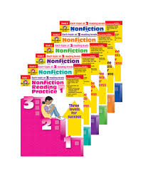 Non-fiction Reading Practice