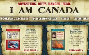 I am Canada Series