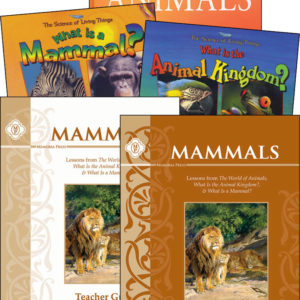 Mammals: Lessons from The World of Animals (set)